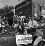 Columbus Day Parade Essex County Freeholder Jerry Gallo by Ace (Armando) Alagna, 1925-2000