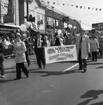 Columbus Day Parade The North Ward Center Senior Chorus by Ace (Armando) Alagna, 1925-2000