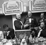 Columbus Day Dinner Capt. Azzolina, Man of the Year awardee by Ace (Armando) Alagna, 1925-2000