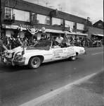 Columbus Day Parade Charles Fusari contingent by Ace (Armando) Alagna, 1925-2000