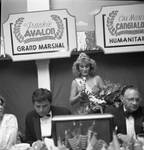 Columbus Day Dinner Buddy Fortunado, Miss Columbus day, Ace Alagna