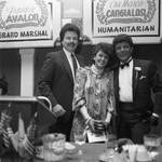 Frankie Avalon and Columbus Day Parade Dinner guests
