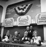Ace Alagna and others at the Columbus Day Parade Dinner by Ace (Armando) Alagna, 1925-2000