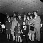 Mr + Mrs Joseph Pieretti, Jr and luncheon participants