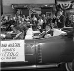 Donato Rizzolo at the 1972 Columbus Day Parade