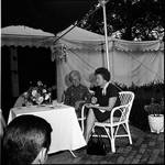 Mrs. Muriel Humphrey and Mrs. Elizabeth Hughes