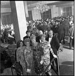 Crowd shot of reception at Mount Airy Lodge by Ace (Armando) Alagna, 1925-2000