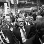 Delegates at the 1968 Democratic National Convention, Chicago, Illinois