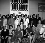 Peter W. Rodino and members of the Women's Auxiliary