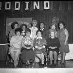 Members of the Congressman Peter W. Rodino, Jr. Women's Auxiliary