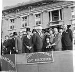 Joseph G. Biancardi Civic Association at the 1968 Belleville Columbus Day Parade