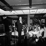 Al Martino performing at Don's 21st