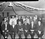 Peter Rodino with Veterans of Foreign Wars