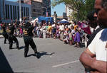 Performers at the 1995 African Festival in Newark, NJ