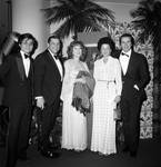 At the 1978 Opera Ball, Newark Airport