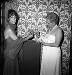 At the 1978 Opera Ball, Newark Airport
