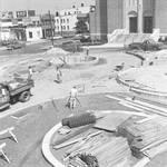 Building the new park, St. Francis Xavier, Newark, NJ