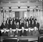 1966 New Jersey State Senators by Ace (Armando) Alagna, 1925-2000