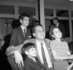 NJ  State Assembly member Philip Kaltenbacher and family