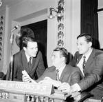 NJ State Assemblyman Ralph Caputo and others at work