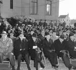 The crowd at NJ Governor Richard Hughes's inauguration