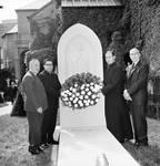 Burial site of Rev. Ruggiero by Ace (Armando) Alagna, 1925-2000