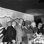 Peter W. Rodino and others honor George McGovern