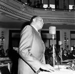 NJ Assemblyman S. Howard Woodson addressing House
