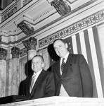 At the opening session of the NJ legislature by Ace (Armando) Alagna, 1925-2000