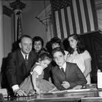 NJ Assembly member Douglas E. Gimson and family