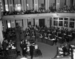 View of the NJ State Senate Chamber