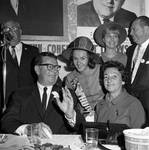 NJ Governor Richard Hughes and others at a political dinner