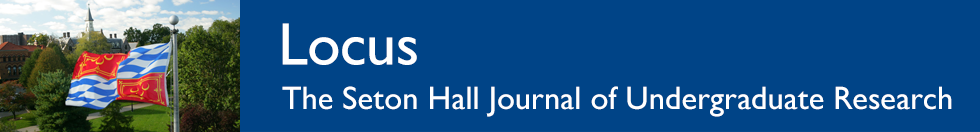 Locus: The Seton Hall Journal of Undergraduate Research