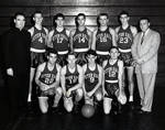 Seton Hall-Paterson basketball team