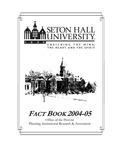 Fact Book  2004-2005