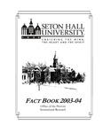 Fact Book  2003-2004