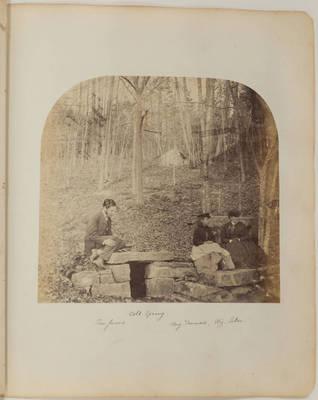 Cold Spring; Tom Jevons, Mag. Deumead, Eliz. Seton