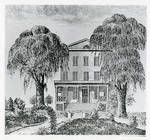 Madame Chegarly's Farm, original location of Seton Hall College, 1856