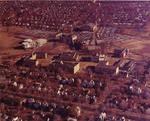Aerial view of Seton Hall, South Orange Campus.