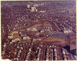 Aerial view of SHU, South Orange campus