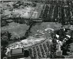 Aerial view of SHU South Orange Campus