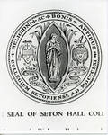 Original seal of Seton Hall College