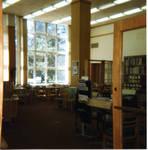 Interior of McLaughlin Library