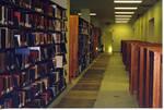 Interior renovation of Walsh Library