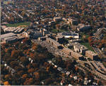 Aerial view of Seton Hall University